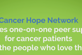 Cancer Hope Network video