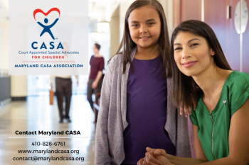 Maryland CASA - Change a Child's Story